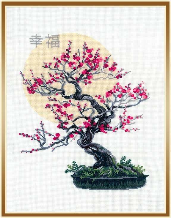 Бонсай сакура