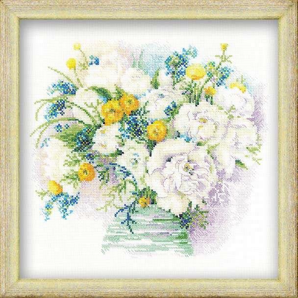 Риолис тюльпаны в вазе купить искусственные цветы хорошего качества купить екатеринбург
